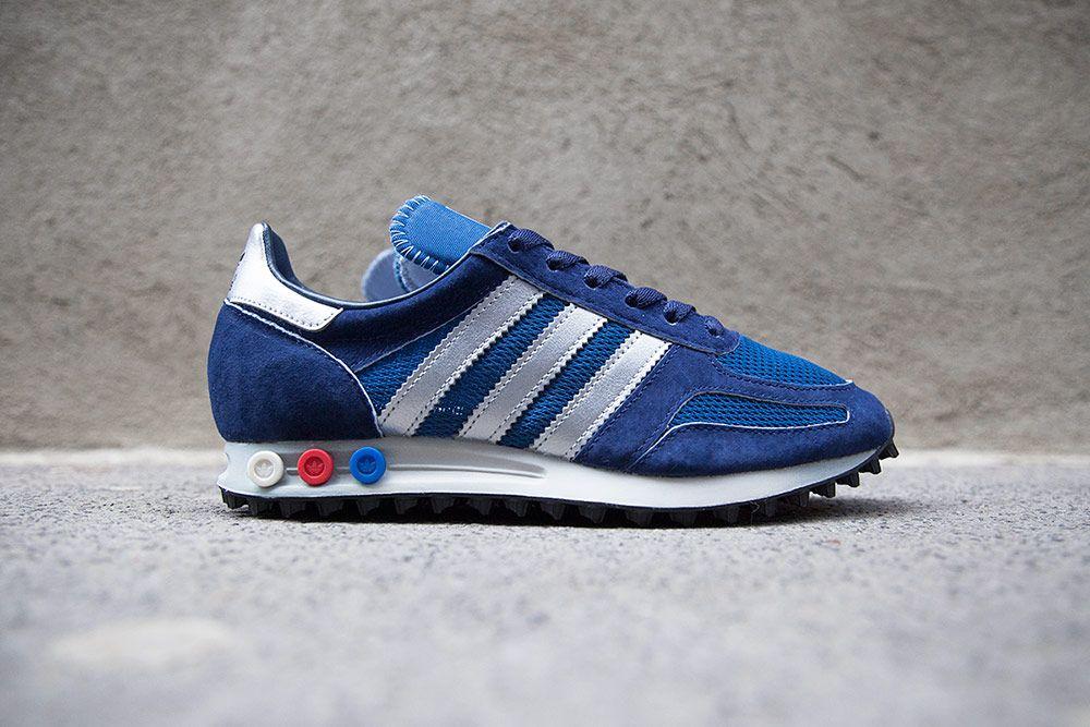 Adidas Originals La Trainer Og Pack Sneakers Sneaker Magazine Adidas