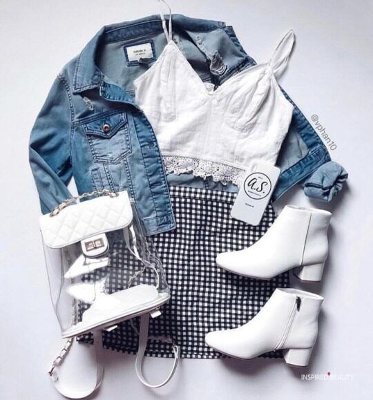 32 Spring Outfits For School, Teens Will Love 2020 – Inspired Beauty – Aesthetic fits
