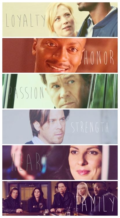 The #Leverage family (and all have smarts, of course :) )