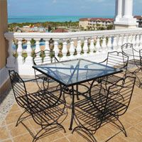A Replacement Glass Table Top Is An Easy, Economical Way To Keep Your Patio  Table