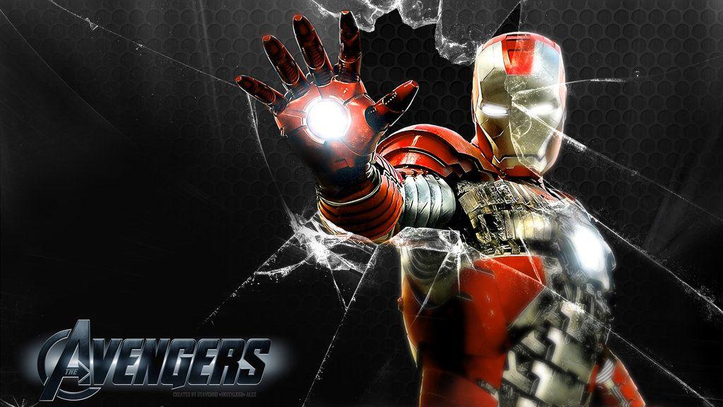 Iron Man Wallpaper 1080p WallpaperHd WallpaperAvengers