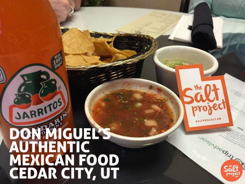 Don miguels authentic mexican food grubbin cedar