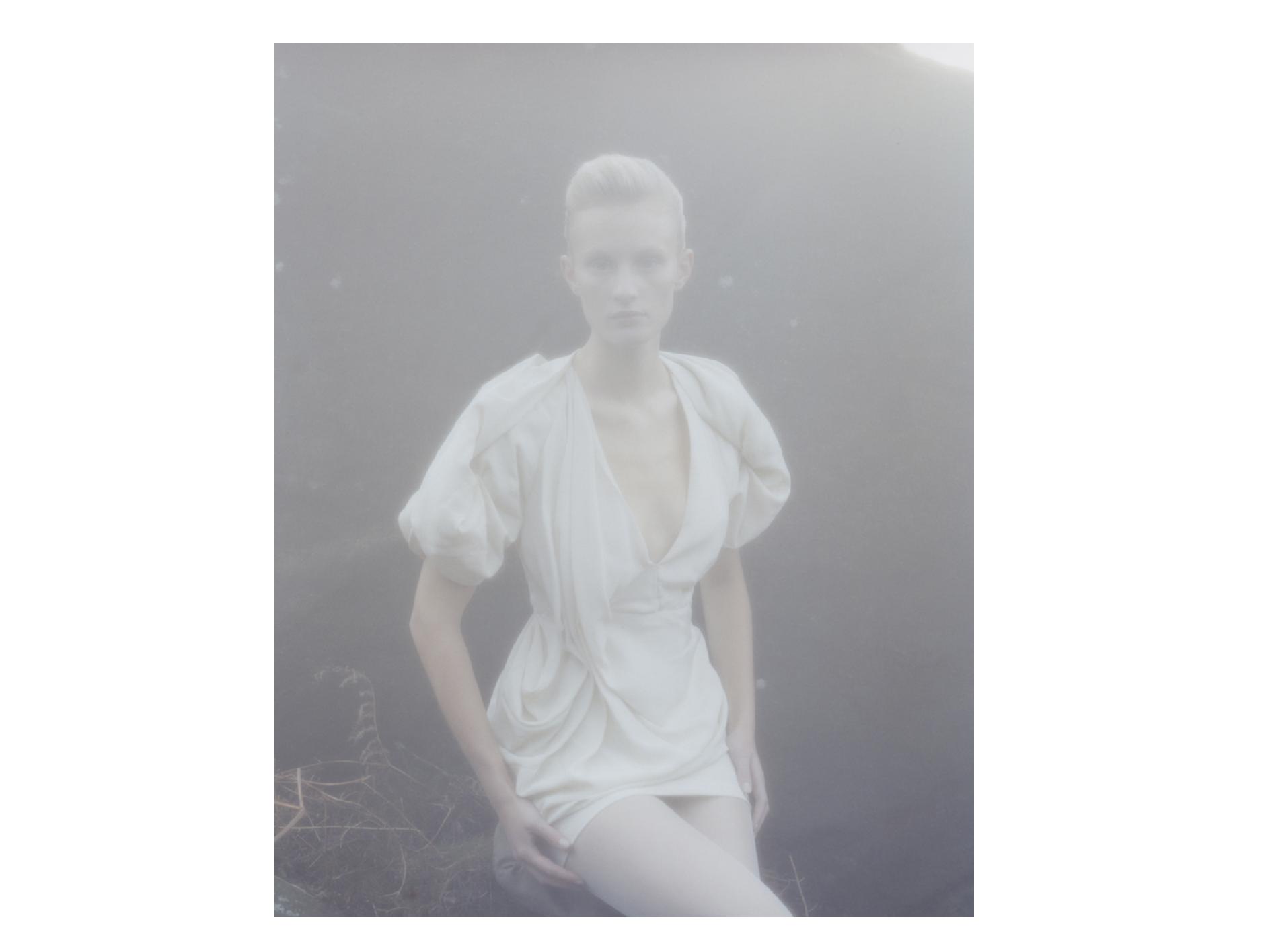 Dress by Cunnington & Sanderson