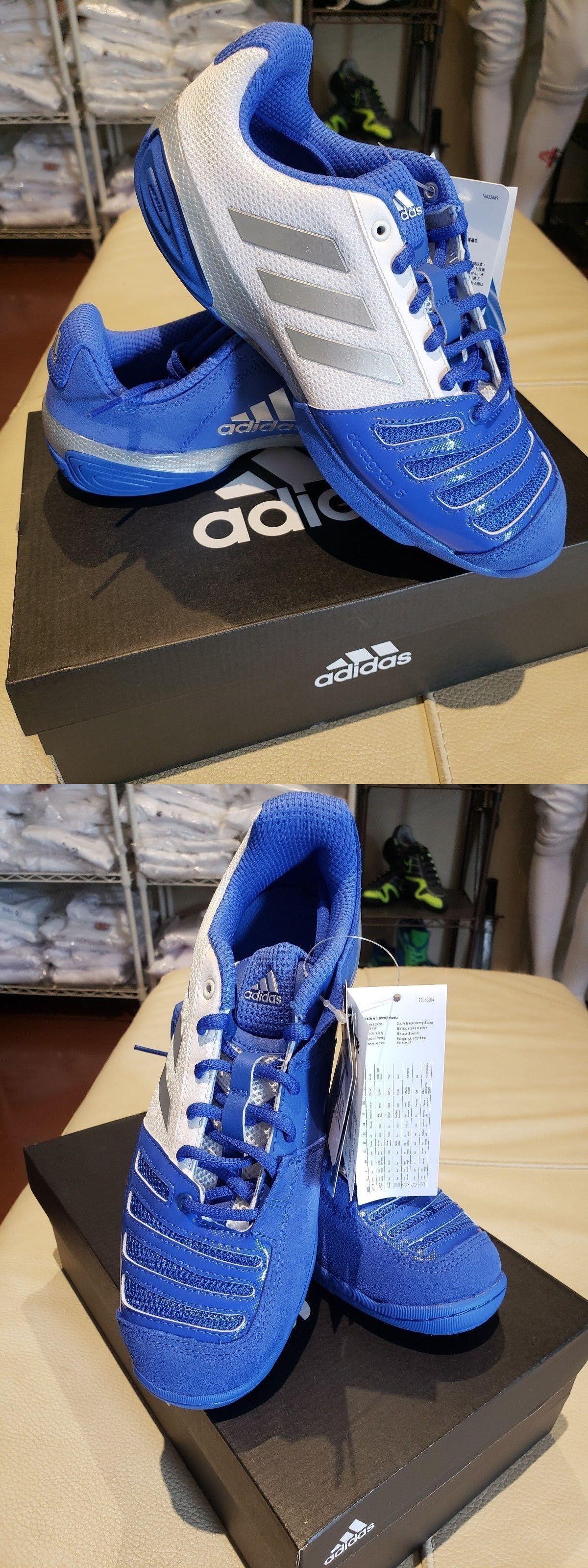 d390c341c86 Fencing 47322  Fencing Shoes - Adidas 2018 D Artagnan V Blue -  BUY IT NOW  ONLY   134.99 on eBay!