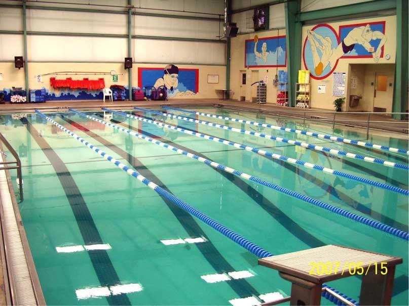 Henry H Brigham Swim Center Swimming Basketball Court Venues