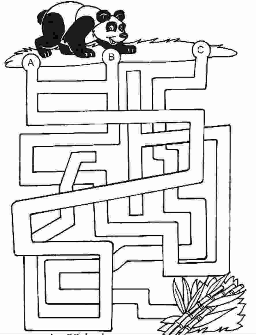 It's just a picture of Zany Vale Design Free Printable Maze