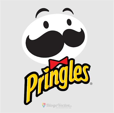 Pringles Logo Vector In 2021 Vector Logo Pringles Logo Logos