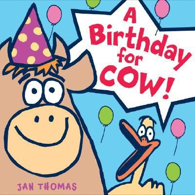A Birthday (and a Turnip) for Cow!