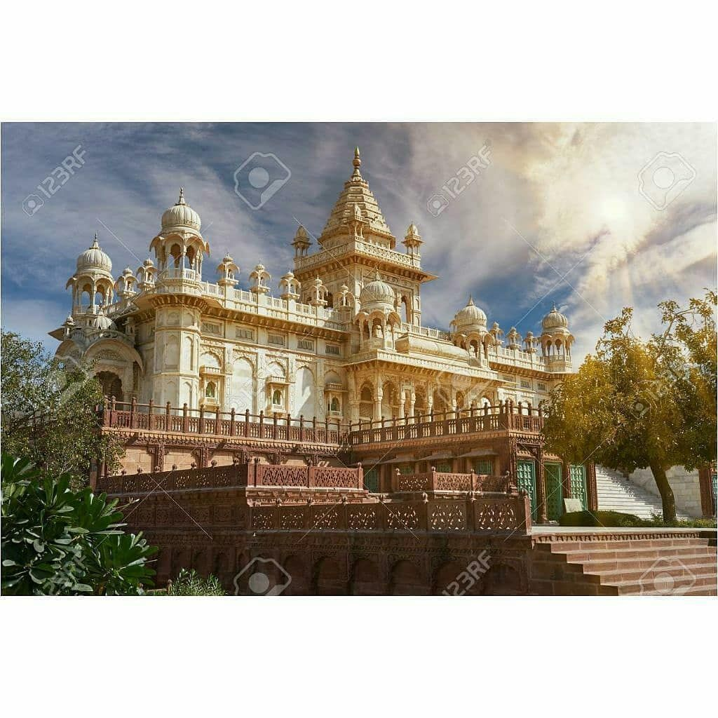 Photo of Jaswant Thada, Mehrangarh of Jodhpur …