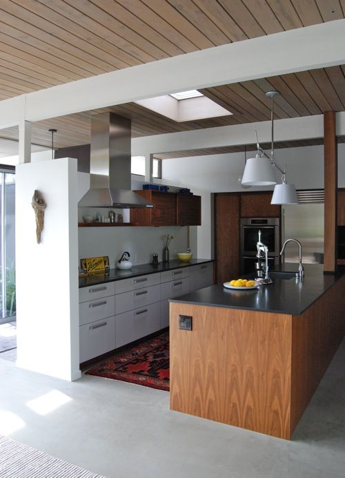 Our Henrybuilt Cabinets Feature Natural American Black Walnut Doors