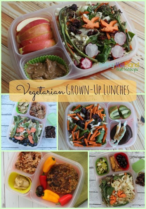 Plant based grown up lunches biting the hand that feeds you lunchbox ideas forumfinder Images