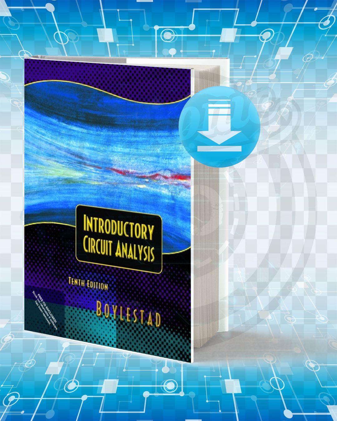 Download Introductory Circuit Analysis Pdf Electrical Engineering Books Circuit Analysis