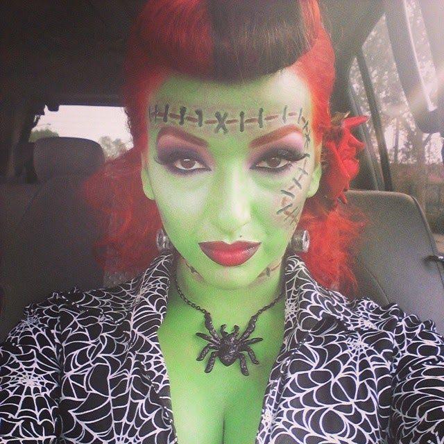 the best of halloween costumes 2014 26 great halloween costume and makeup ideas - Great Halloween Ideas