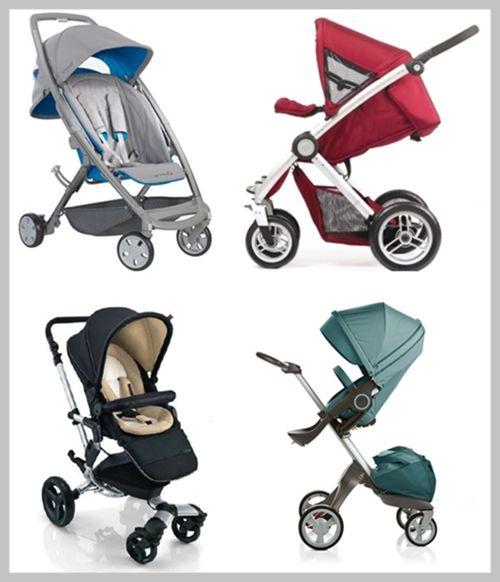 silla de paseo bebe futuro