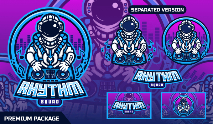 Greasreck I Will Design Awesome Mascot Logo For Esports Team Sport Twitch For 5 On Fiverr Com Gaming Banner Logo Maker Logo Design Services