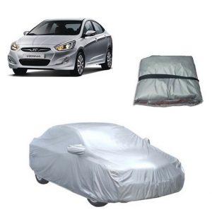 Hyundai Verna Fluidic Car Body Cover Silver Price 400 Car Body