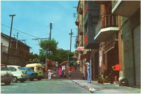 Montcada I Reixach Calle Domenech Fins Y Estación Del Norte Calle Estacionamiento Fotos