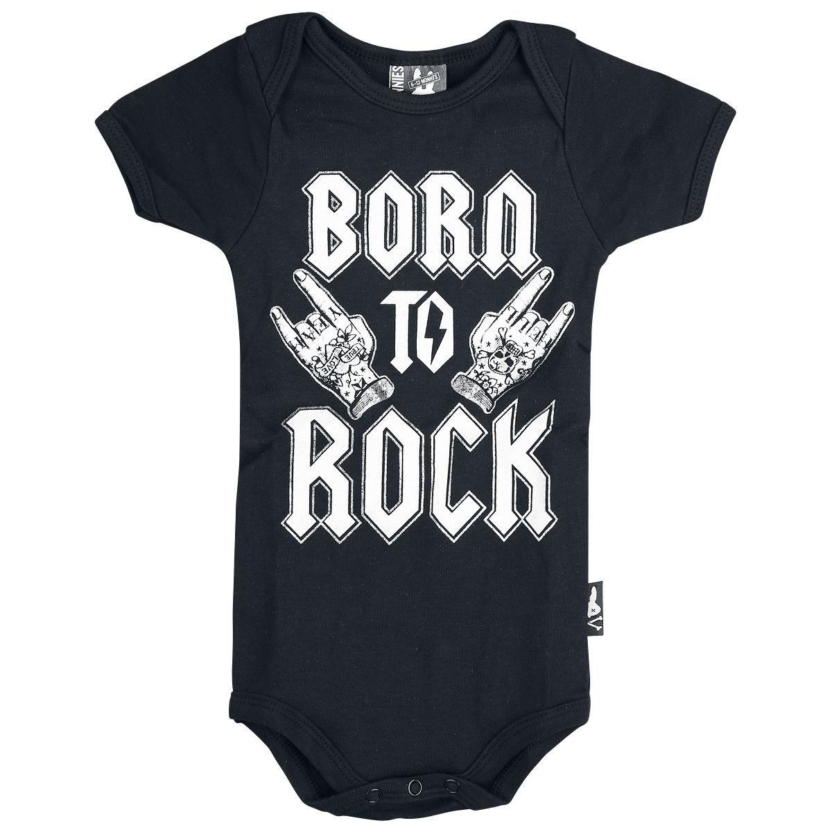 944736a819 Ropa Body bebé Rock Hands $14.99 (euros) en EMP Rock Mailorder España : La  más grande venta por correo de Merchandising Oficial Musica Metal / Hard  rock ...