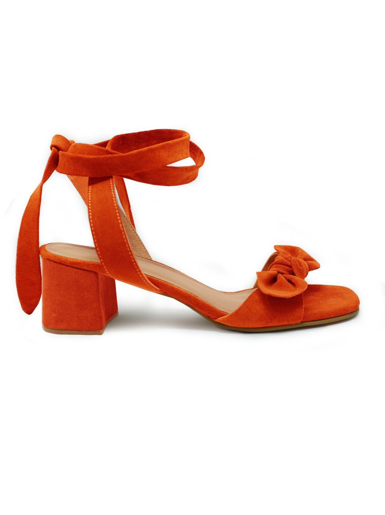 Estefani Knotted Wrap Heel Products Wrap Heels Shoe Boots Heels