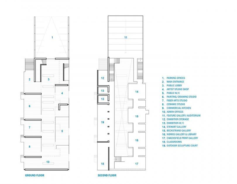 very cleansimple floor plan - Simple Architecture Blueprints
