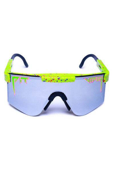 e84b9876230 Shinesty s Chernoybls Neon Pit Vipers Sunglasses