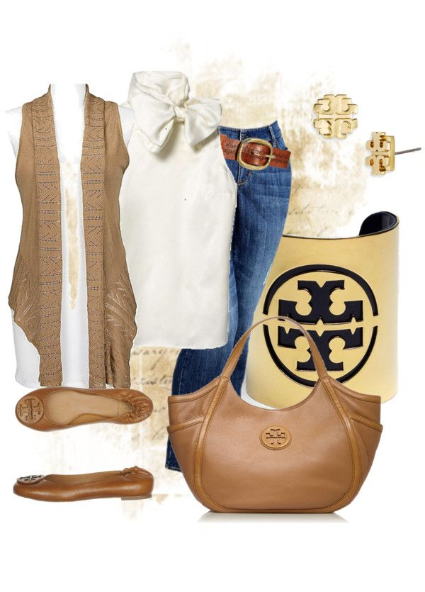 """""""Tory Burch Bag 2"""" by hope-houston on Polyvore"""