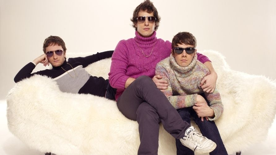 The Lonely Island The Hottest Thing In Fake Hip Hop Turtle Neck