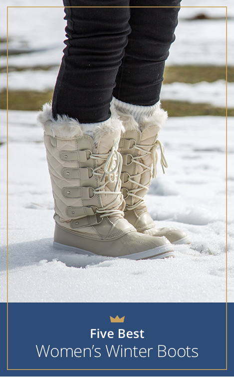 Five Best Women S Winter Boots Winterboots Snowboots Snowshoes Snow Boots Winter Womensboots Winter Boots Women Winter Boots Boots