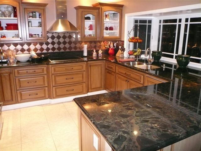 black granite countertops google search kitchen cabinets