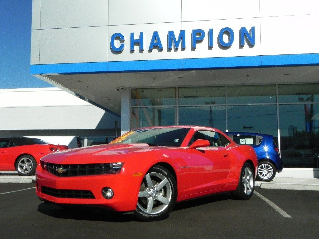 Champion chevrolet is familyowned and operated since 1988