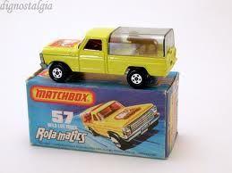Matchbox 57 Wildlife Truck