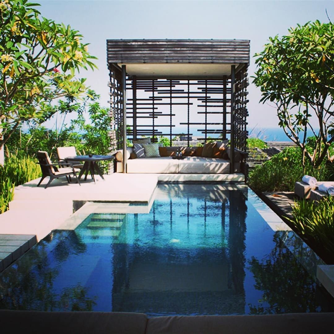 Alila Villas Uluwatu    Uluwatu Bali As the first resort in Indonesia to receive the highest level of certi…   Alila villas uluwatu. Stunning ...