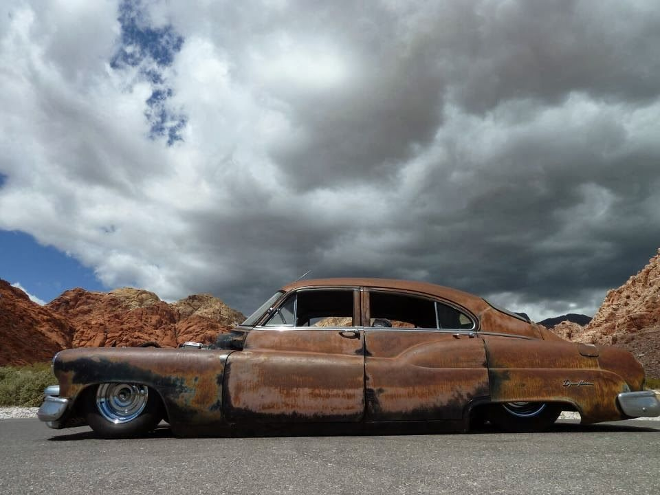 1950 Buick Fastback - For Sale