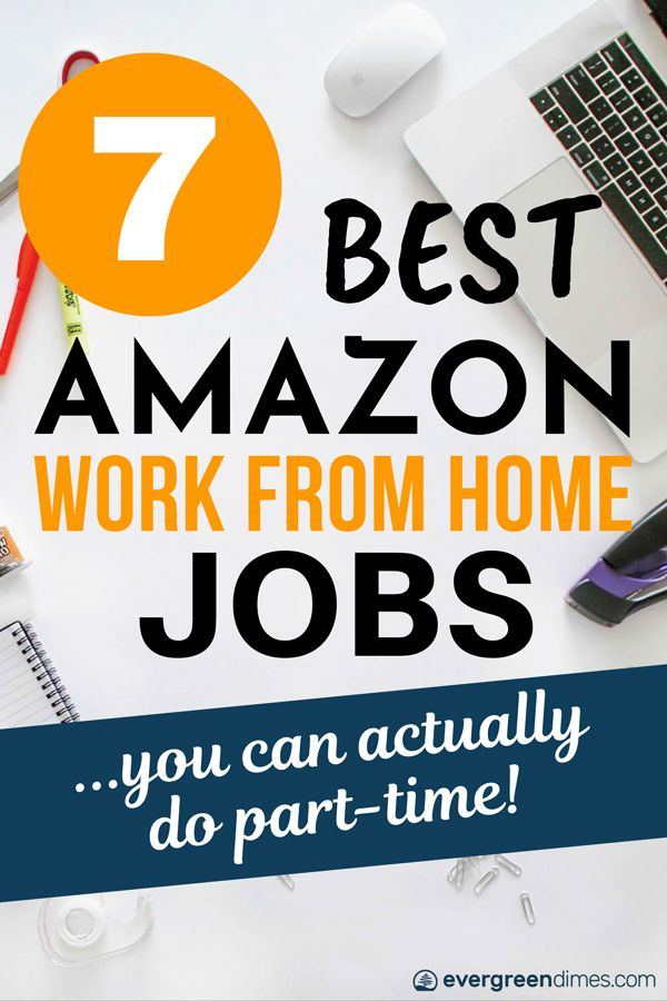 7 Amazon Seasonal Work From Home Jobs That Pay Insanely Well
