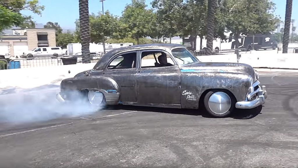 1951 Chevy Lexus Ls400 Chassis Swap Greatest 1 500 Ever Spent