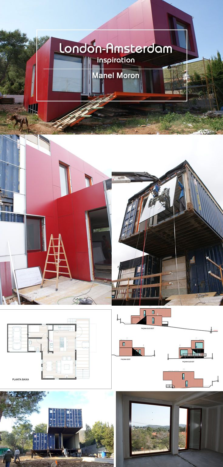 Best Kitchen Gallery: Very Nice Container House In Spain Shipping Container Houses of Spain Shipping Container Home on rachelxblog.com