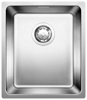Blanco Andano 38 X 44cm Undermount Kitchen Sink Sink Blanco