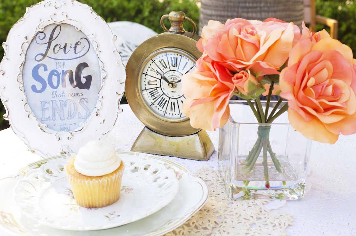 Be Our Guest: Disneyland-themed bridal shower | New Orleans wedding ...