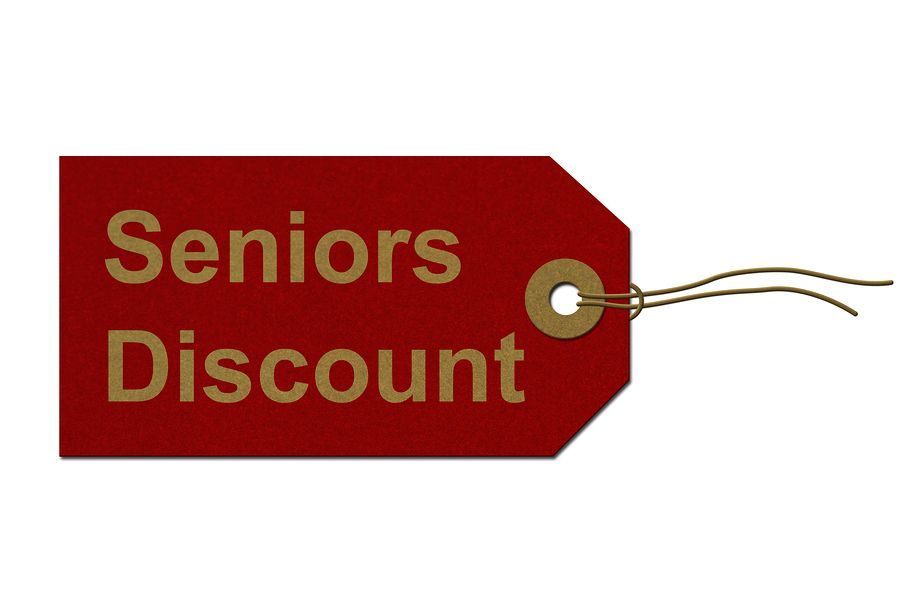 There S A Variety Of Nationwide Chains That Offer Senior Discounts