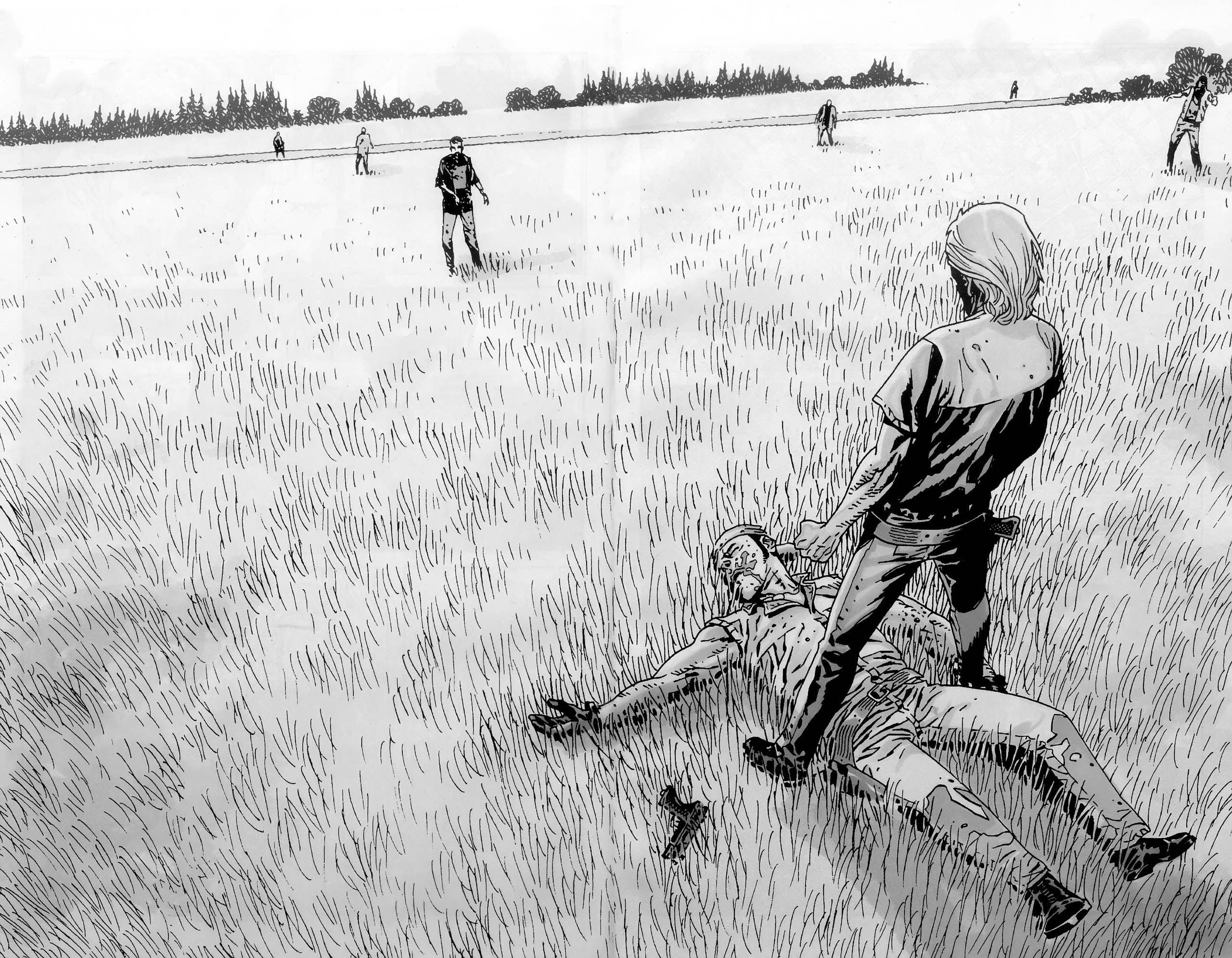 Walking Dead Wallpaper X
