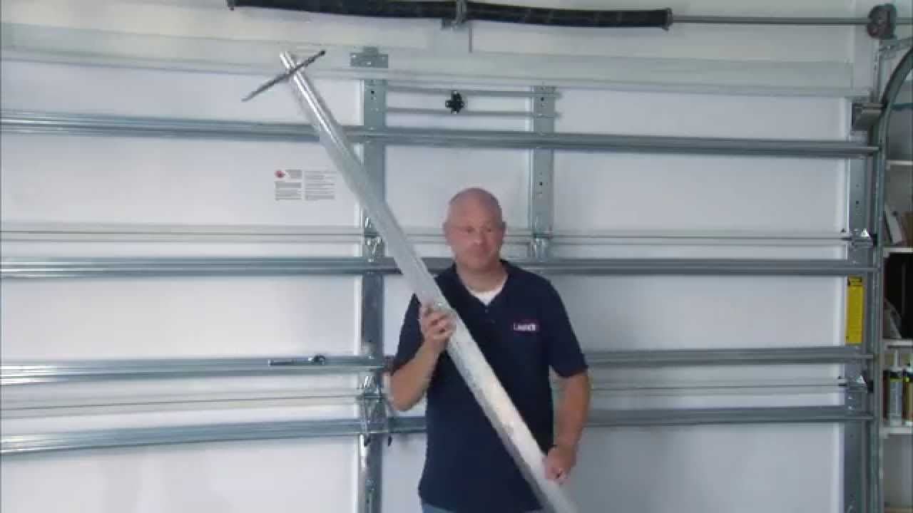 Installing A Garage Door Brace Hurricane Preparedness Door
