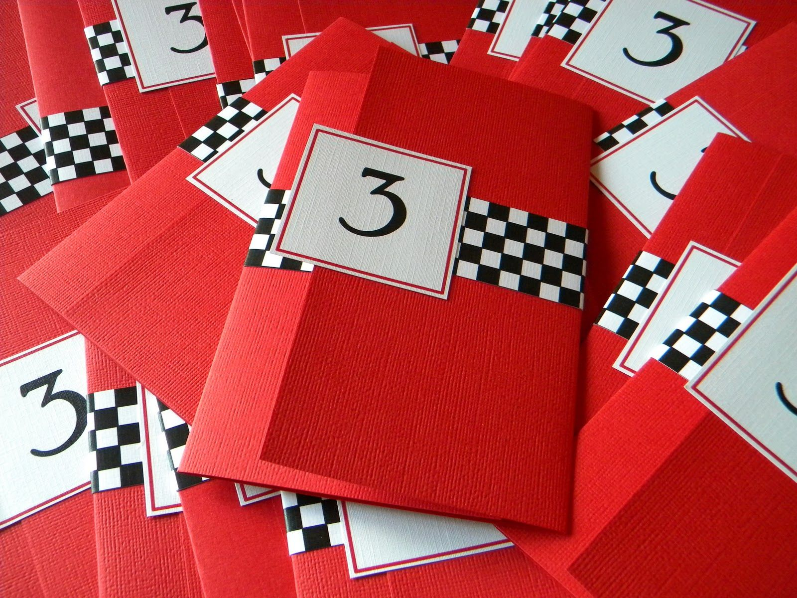 Como hacer invitaci nes del cars imagui ideas 3 - Como hacer tarjetas de cumpleanos ...