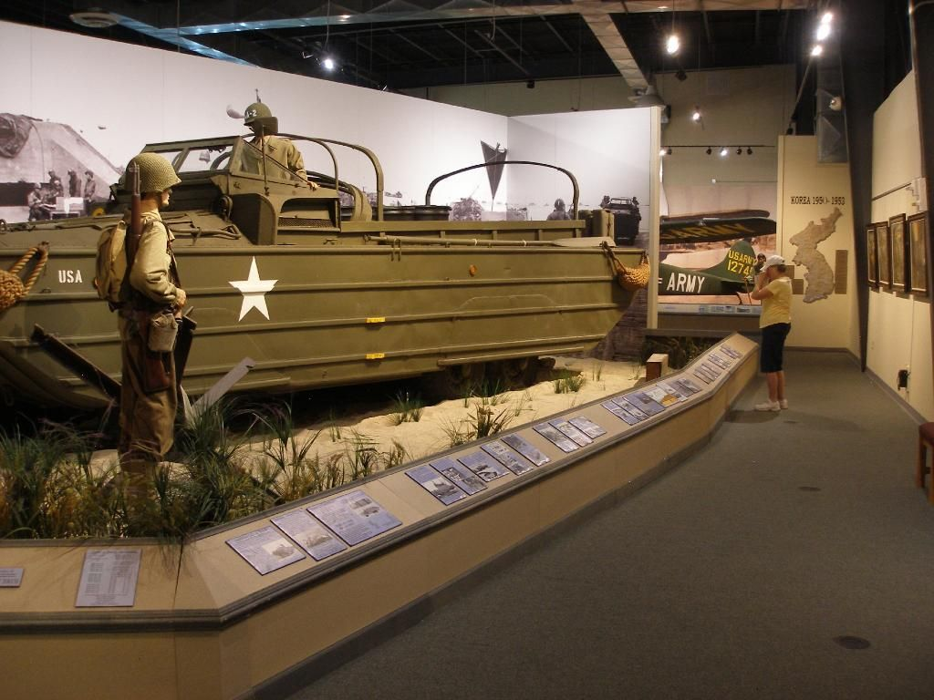 US Army Transportation Museum Reviews Newport News VA