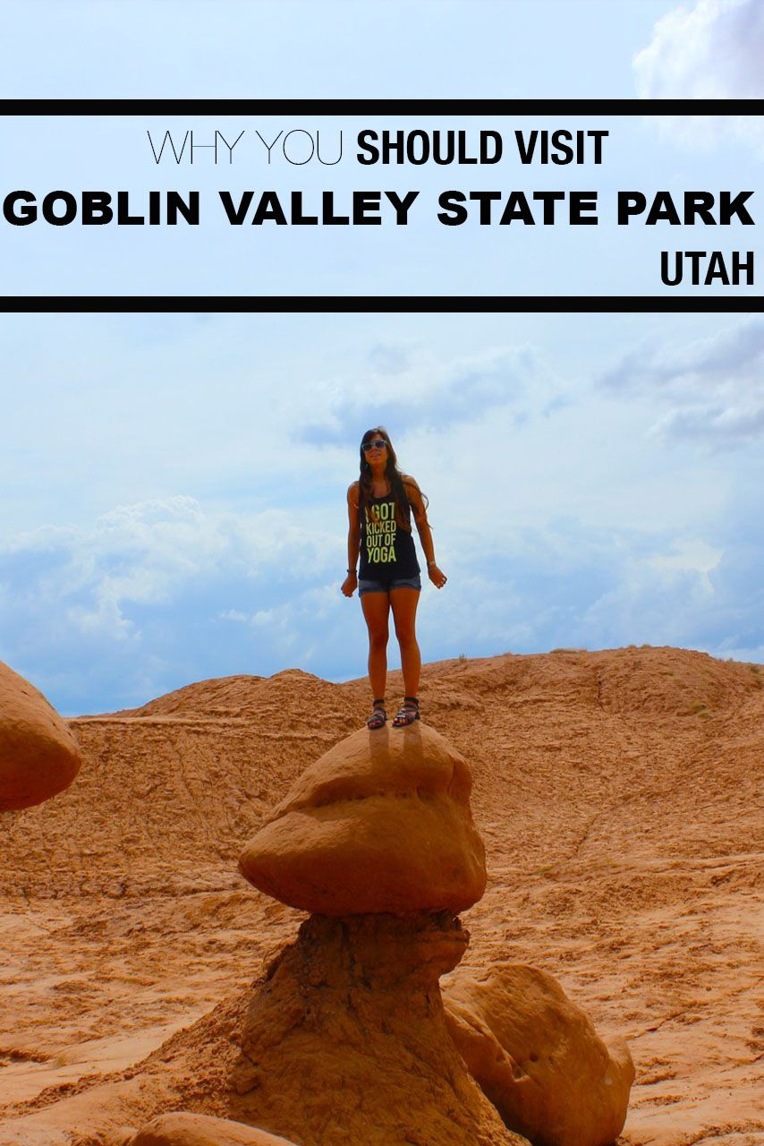 Going to Utah? Make sure and add this park to your itinerary!