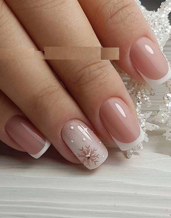 12 hermosos diseños de esmalte de uñas de rosa de té para 2019  Estilos absurdos descubre nuestras increíbles tendencias para el arte de u&nti...