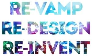 2018...The Year of the Re-Vamp