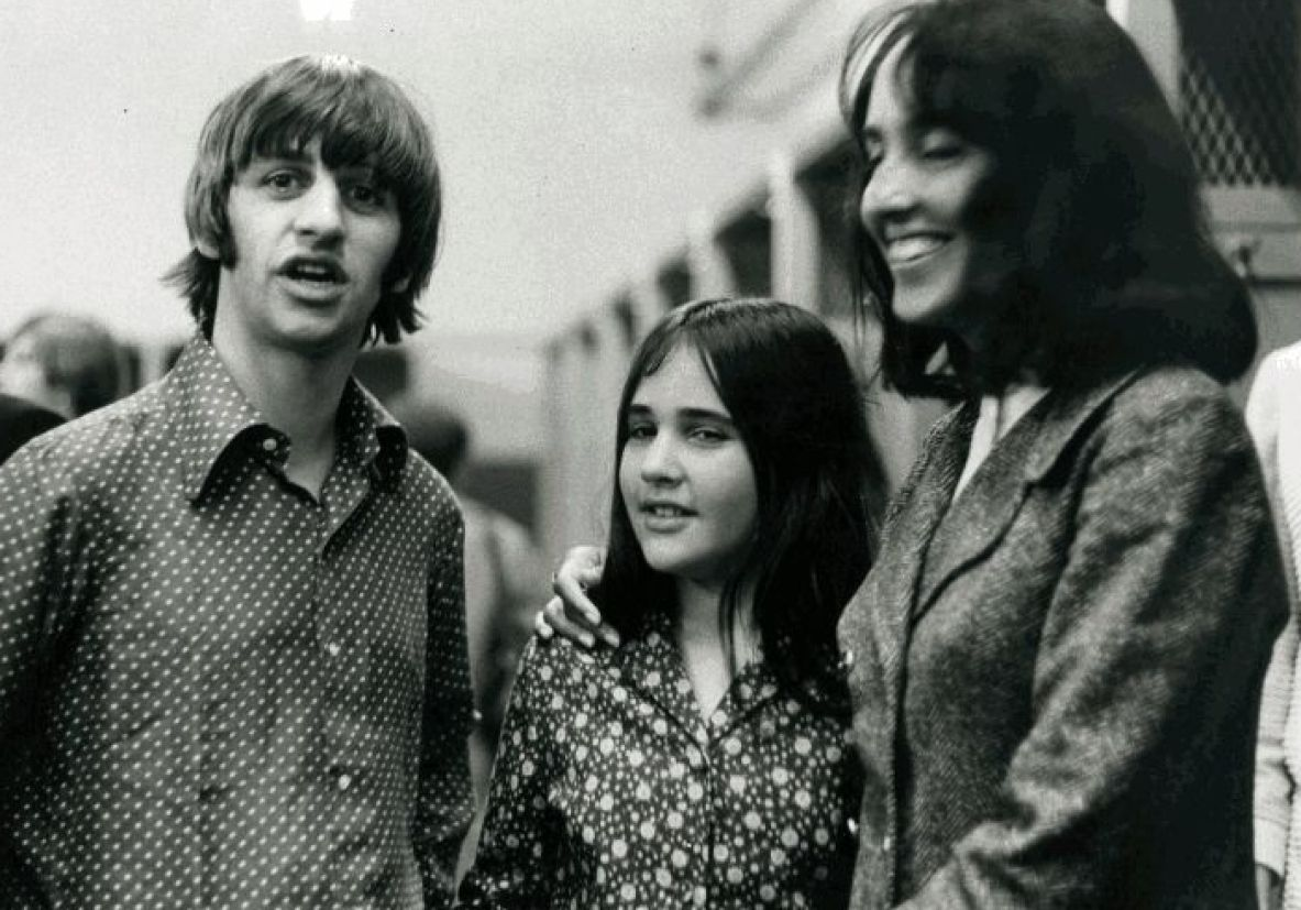 Naomi Marcus at 10 met the Beatles, danced with Ringo. Photo: Courtesy Naomi Marcus