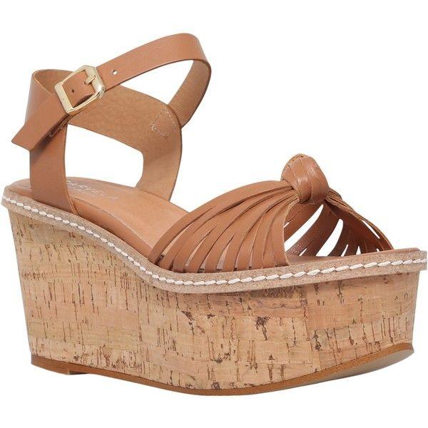 2e0b8f53570 Carvela Katrina Wedge Heeled Sandals