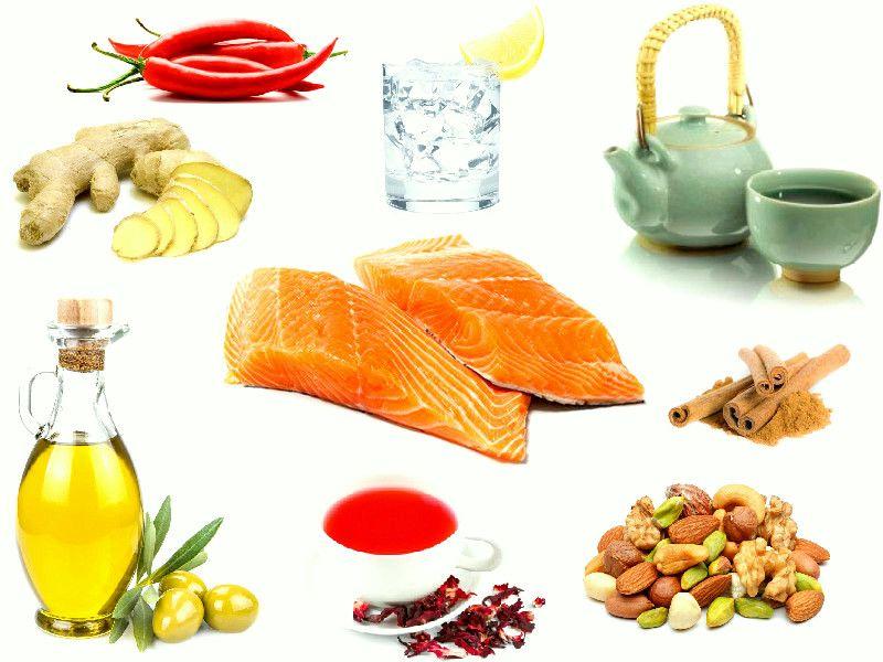 Alimentos Termogenicos Acelere A Queima De Calorias Com Imagens