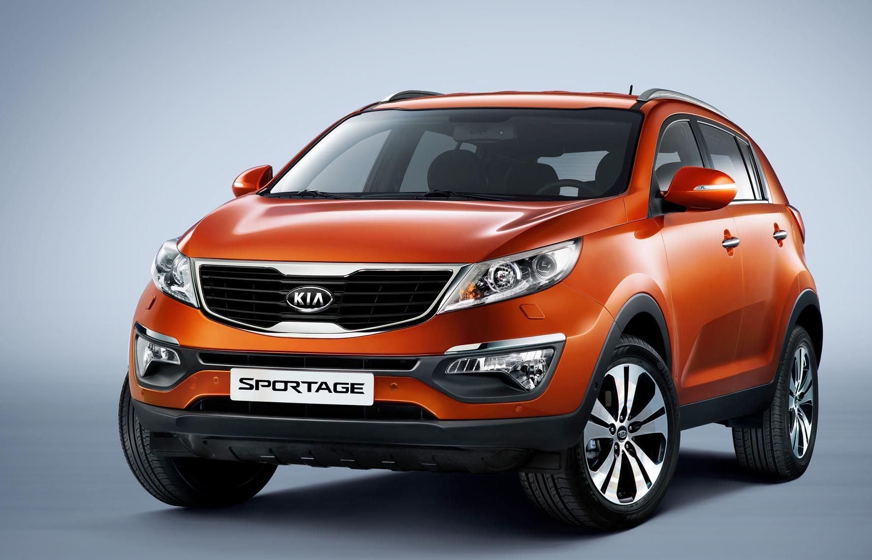 Kia sportage one of the most popular cars of